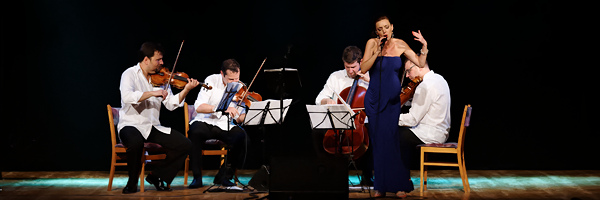 Dasha & Epoque Quartet